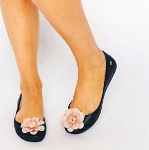 Zaxy Ballet Jelly Flats